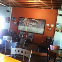 Photo taken at Xylo Bistro Cafe by Angel P. on 4/6/2012