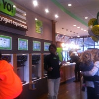 Photo taken at Let's YO! Yogurt of Montclair by Peter D. on 3/7/2012