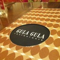 Foto tirada no(a) Gula Gula por Bruna F. em 3/18/2012