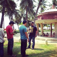 Photo taken at Shivaji Park by Sumana S. on 4/21/2012