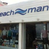 Photo taken at Beach Man by Diego G. on 4/30/2012