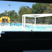 Photo taken at Northwood Pool by Brooke B. on 8/7/2012