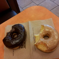 Photo taken at Dunkin Donuts by Marie I. on 7/10/2012
