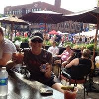 Photo taken at Mickey's Irish Pub by Kathryn L. on 5/19/2012