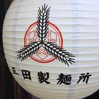 Photo taken at 三田製麺所 なんば店 by HEBU on 8/1/2012