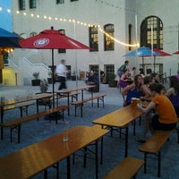 Photo taken at Urban Chestnut Brewing Company by Nate B. on 6/16/2012