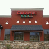 Photo taken at Carlyle Grill by Paul C. on 5/2/2011