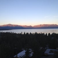 Photo taken at Harveys Lake Tahoe Resort & Casino by Dave on 9/8/2012