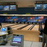 Photo taken at Brunswick Zone Thousand Oaks Bowl by Christina L. on 2/21/2011