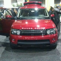 Photo taken at Pittsburgh Auto Show by Jason D. on 2/18/2012