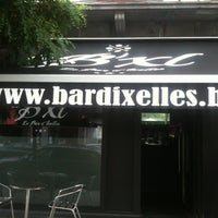 Foto scattata a Le * B'XL * Bar d'Ixelles da Nicolas D. il 7/27/2012