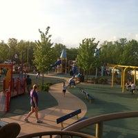 Photo taken at Zachary's Playground - Hawk Ridge Park by Christina S. on 5/7/2011