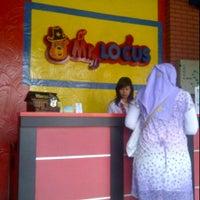Photo taken at Mr. Locus Karaoke by Icha A. on 4/7/2012