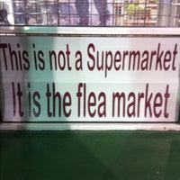 Photo taken at Visitors Flea Market by Benjamin J. on 11/30/2011