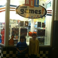 Photo taken at All About Games by Terry M. on 10/19/2011