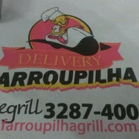 Photo taken at Farroupilha Grill by Anderson O. on 1/18/2012