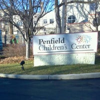 Photo taken at Penfield Children's Center by Toy S. on 1/10/2012