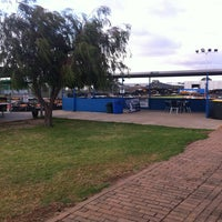 Photo taken at Pooraka Go Karts by Toby D. on 2/10/2012
