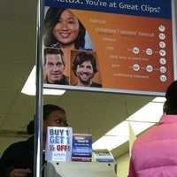 Photo taken at Great Clips by William B. on 12/10/2011
