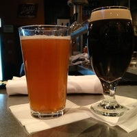 Photo taken at 75th Street Brewery by Sarah W. on 11/12/2011