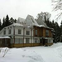 Снимок сделан в Пенаты пользователем anna u. 2/26/2012