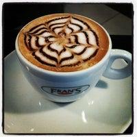 Photo taken at Fran's Café by Fitnessdesconto E. on 1/28/2012
