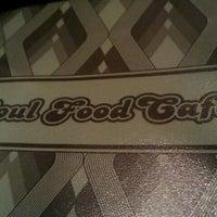 Photo taken at Soul Food Café by Yann T. on 9/7/2011