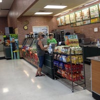 Photo taken at Subway by Dan L. on 7/15/2012