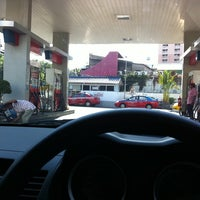 Photo taken at Caltex by Eternity N. on 4/15/2012