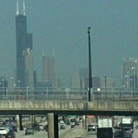 Photo taken at Dan Ryan Expressway by Chad B. on 3/16/2012