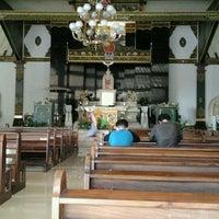 Photo taken at Gereja dan Candi Hati Kudus Tuhan Yesus Ganjuran by Fx Bagus S. on 9/1/2011