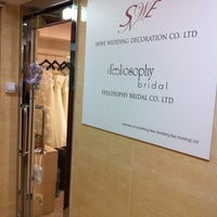 Photo taken at Feelosophy Bridal by pine4pple on 1/2/2011