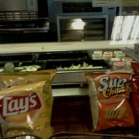 Photo taken at Subway by Erin E. on 10/15/2011
