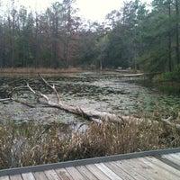 Photo taken at Houston Arboretum & Nature Center by Leana D. on 12/23/2011