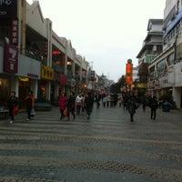 Photo taken at Guilin walking street by ^^JaJaJa^^ on 3/16/2012