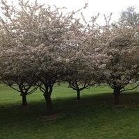 Das Foto wurde bei Washington Park von Sue W. am 4/17/2012 aufgenommen