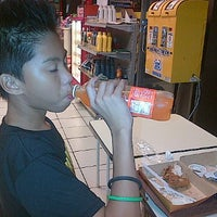 Photo taken at MiniStop by Ur Hotness Marnie H. on 4/3/2012