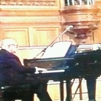 Photo taken at Точка создания и записи Музык by odyssey b. on 2/3/2012