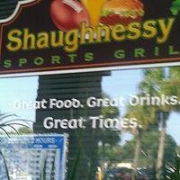 Photo taken at Shaughnessy's by Karen B. on 9/29/2011
