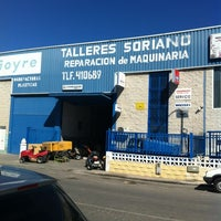 Photo taken at Talleres Soriano by Daniel M. on 6/21/2012
