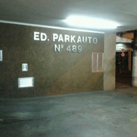 Photo taken at Ed. Garagem Park Auto by Renato R. on 10/3/2011