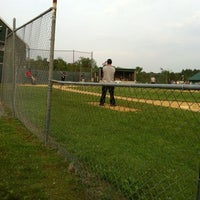 Photo taken at Duanesburg Little League by Stephanie M. on 6/11/2012