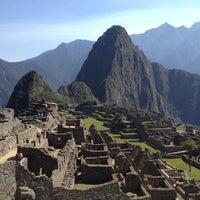 Foto scattata a Machu Picchu da Juliana M. il 8/10/2012