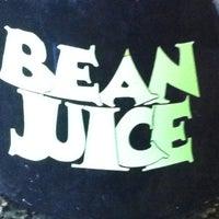 Photo taken at Bean Juice Coffee Roasters by Chris w. on 6/8/2011