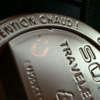 Photo taken at Caribou Coffee by Brandon W. on 10/27/2011