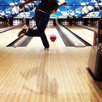 Photo taken at Cosmic Bowling by Mert Y. on 9/2/2012