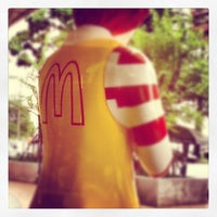 Photo taken at McDonald's by peerapong s. on 5/27/2012