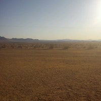 Photo taken at Mojave Desert by Pam M. on 12/22/2011