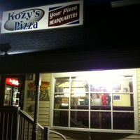 Photo taken at Kozy's Pizza by Walter E. on 4/8/2011