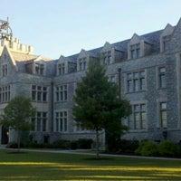 Photo taken at Oglethorpe University by Jaime W. on 10/8/2011